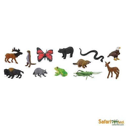 Safari Ltd – In the Woods Toob