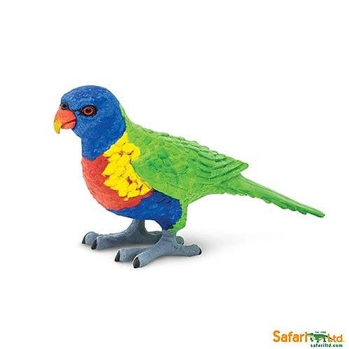 Safari Ltd – Lorikeet (Wings of the World Birds) 150229