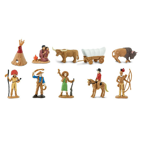 Safari Ltd – Wild West Toob 680904