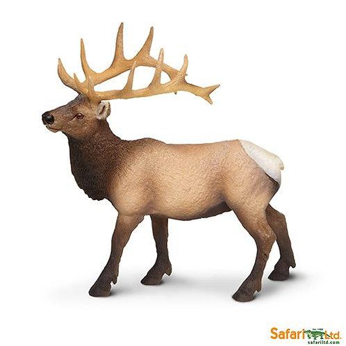 Safari Ltd – Elk Bull (Wild Safari – North American Wildlife) 180329