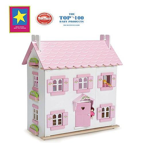 Le Toy Van – Sophie's Wooden Dollhouse