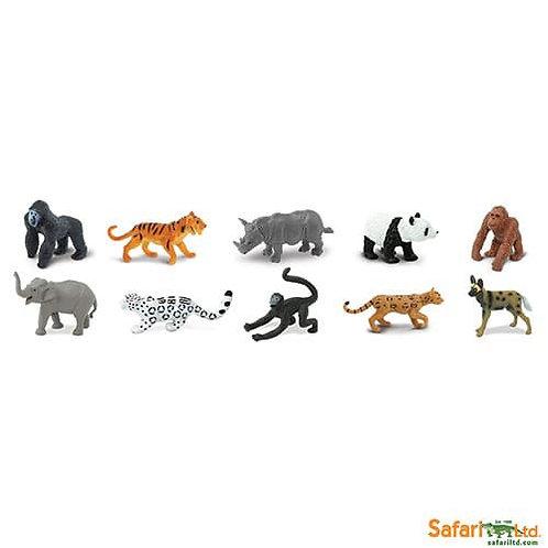 Safari Ltd- Endangered Species - Land