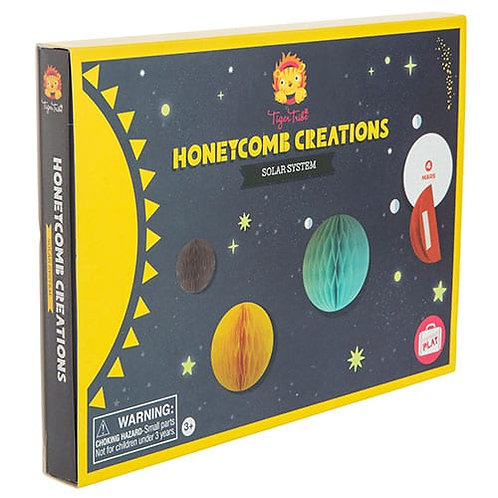 Tiger Tribe – Honeycomb Creations – Solar System