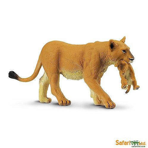 Safari Ltd – Lioness with Cub (Wild Safari) 225229