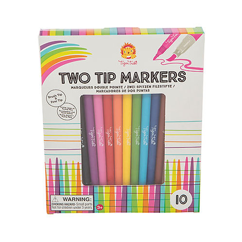 Tiger Tribe – Two Tip Markers