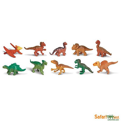 Safari Ltd – Dino Babies Toob 680104