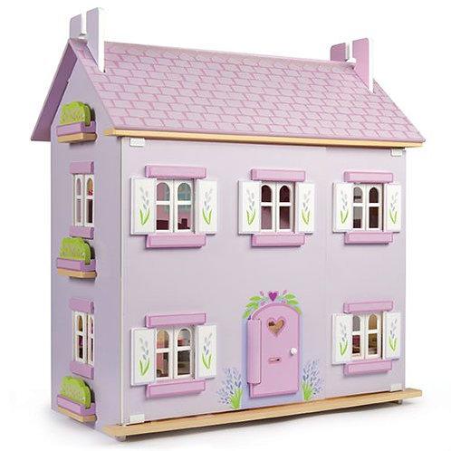 Le Toy Van – Wooden Lavender Dollhouse H108
