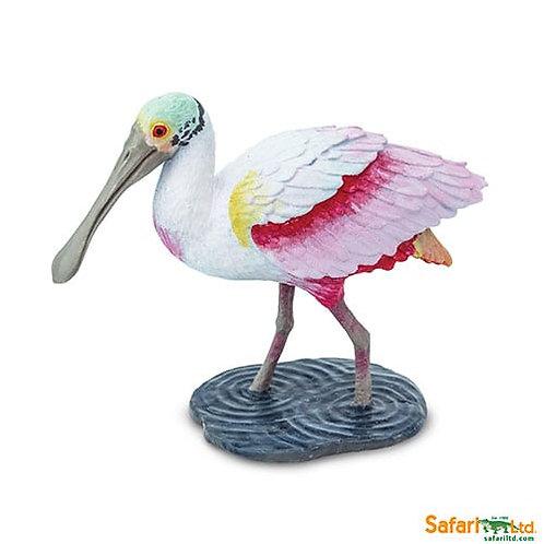 Safari Ltd – Spoonbill (Wild Safari – Wildlife) 224829