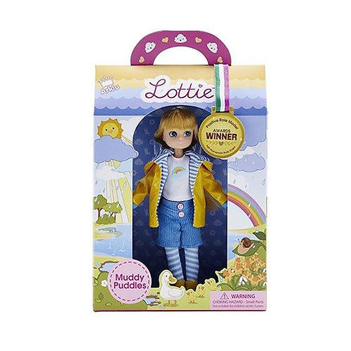 Lottie Doll – Muddy Puddles