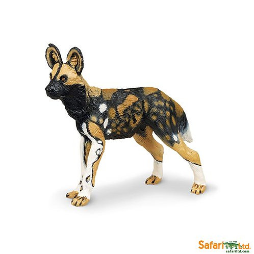 Safari Ltd – African Wild Dog (Wild Safari) 239729