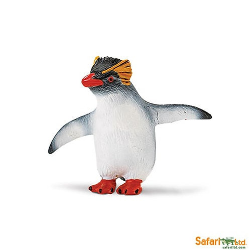 Safari Ltd – Rockhopper Penguin (Wild Safari Sea Life) 276529
