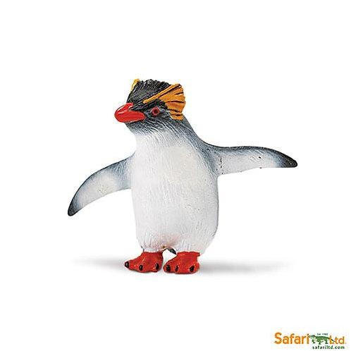 Safari Ltd – Rockhopper Penguin (Wild Safari Sea Life) 276529