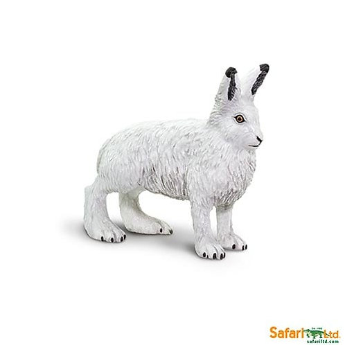 Safari Ltd – Arctic Hare (Wild Safari – North American Wildlife) 182129