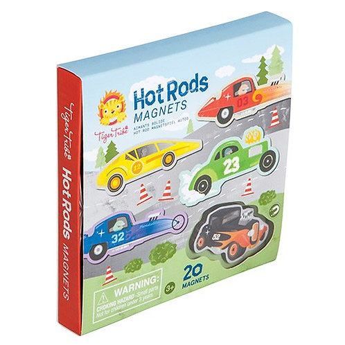 Tiger Tribe – Hot Rod Magnets