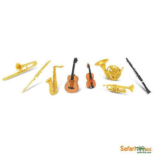 Safari Ltd – Musical Instrument Toob