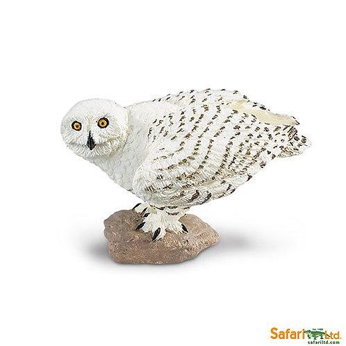 Safari Ltd – Snowy Owl (Wings Of The World Birds) 264729