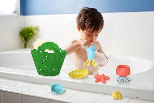 Green Toys – Tide Pool Bath Set