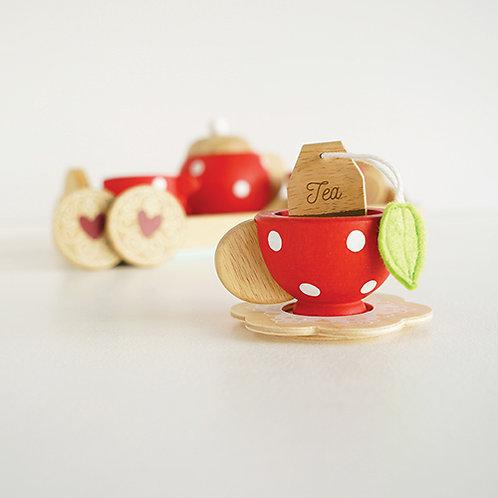 Le Toy Van – Honeybake Wooden Tea Set