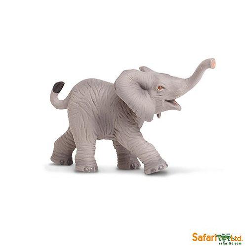 Safari Ltd – African Elephant Baby (Wild Safari) 238529