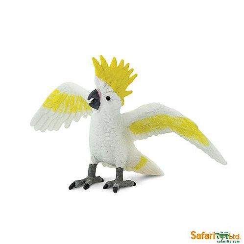 Safari Ltd – Cockatoo (Wings of the World Birds) 263829