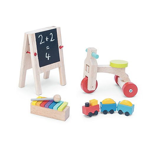 """Le Toy Van – """"Play-Time"""" Wooden Playset"""