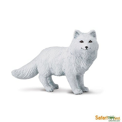 Safari Ltd – Arctic Fox (Wild Safari – North American Wildlife) 282329