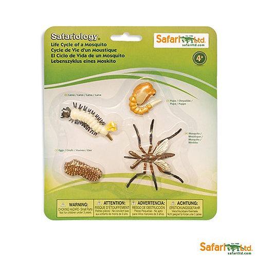 Safari Ltd – Life Cycle of a Mosquito (Life Cycle Series) 662616