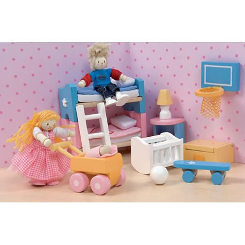 Le Toy Van – Wooden Sugar Plum Children's Room
