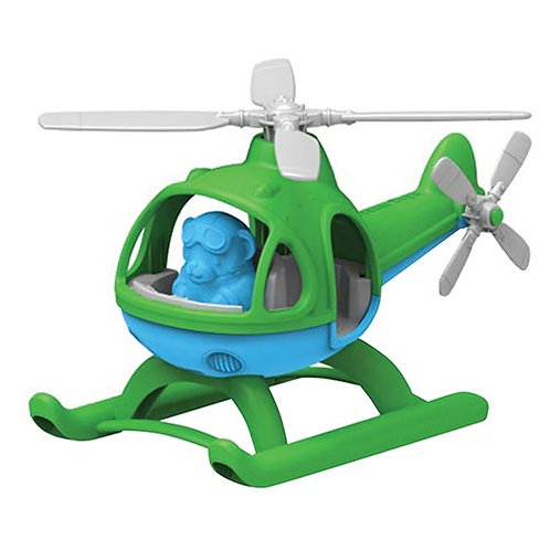 Green Toys – Helicopter (Green Top)