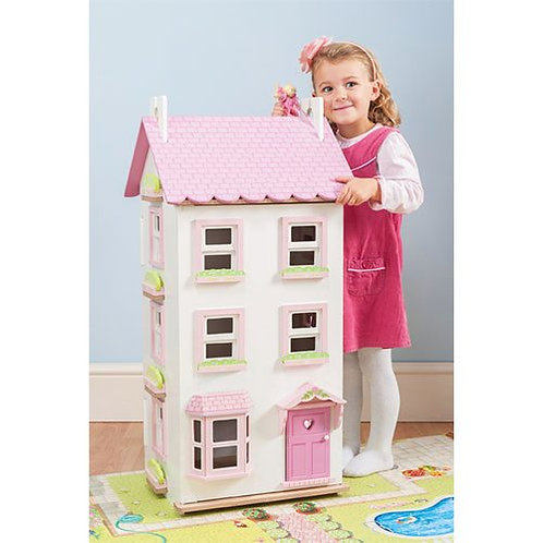 Le Toy Van – Victoria Place Dollhouse H149