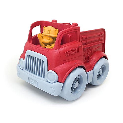 Green Toys – Mini Fire Truck