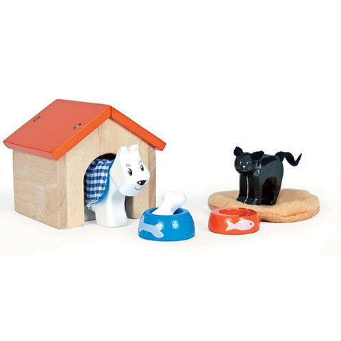 Le Toy Van – Wooden Pet Set
