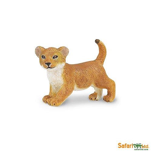 Safari Ltd – Lion Cub (Wild Safari) 295129