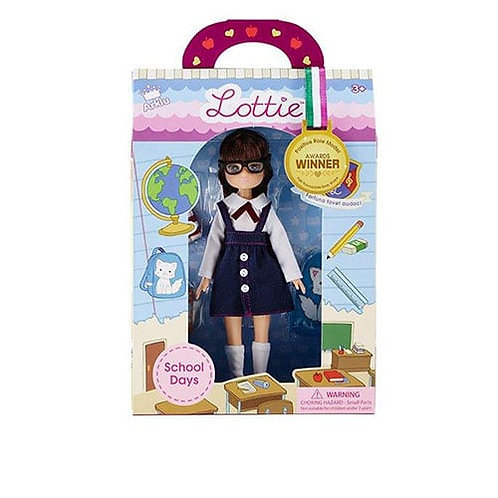 Lottie Doll – School Days