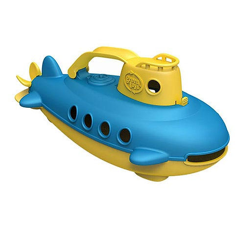 Green Toys – Submarine Yellow Handle
