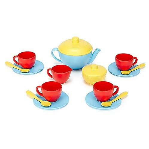 Green Toys – Blue Tea Set