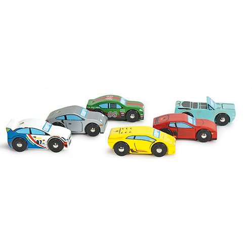 Le Toy Van – Monte Carlo Wooden Sports Cars