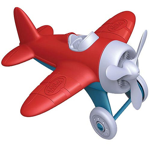 Green Toys – Airplane with Red Wings