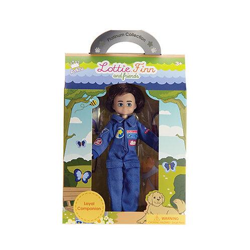 Lottie Doll – Loyal Companion Playset (Boy Doll)