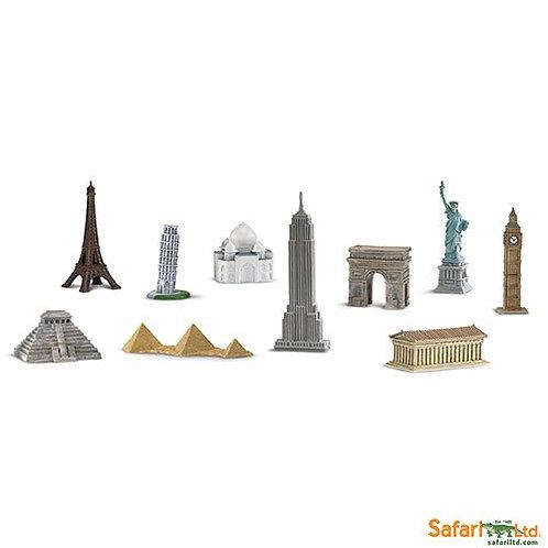 Safari Ltd – Around the World Toob 679604