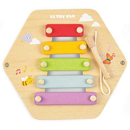 Le Toy Van – Petilou Activity Tiles – Xylophone PL124
