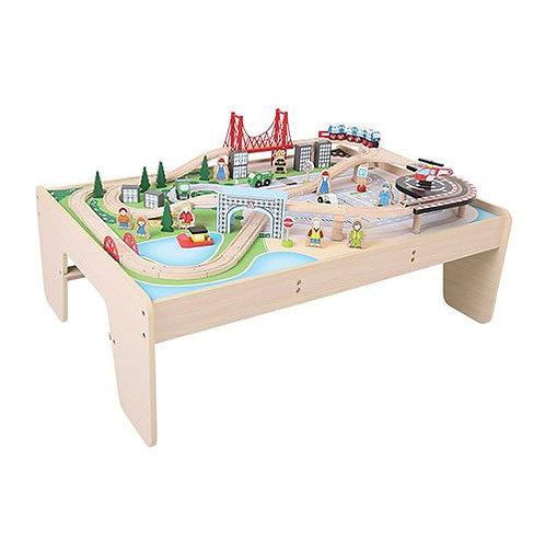 Big Jigs – City Train Set and Table