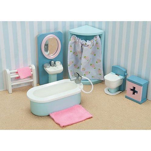 Le Toy Van – Wooden Daisylane Bathroom