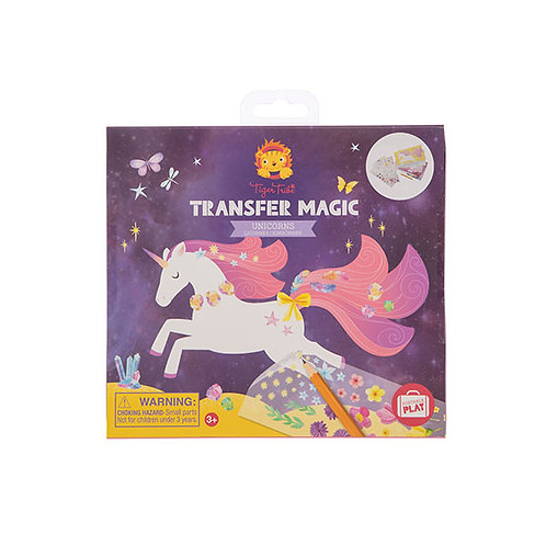 Tiger Tribe – Transfer Magic – Unicorns