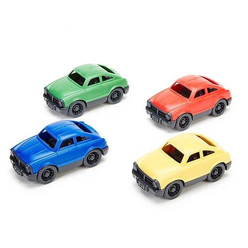 Green Toys – Mini Car Display Set (24 cars)