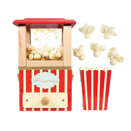 Le Toy Van – Wooden Popcorn Machine