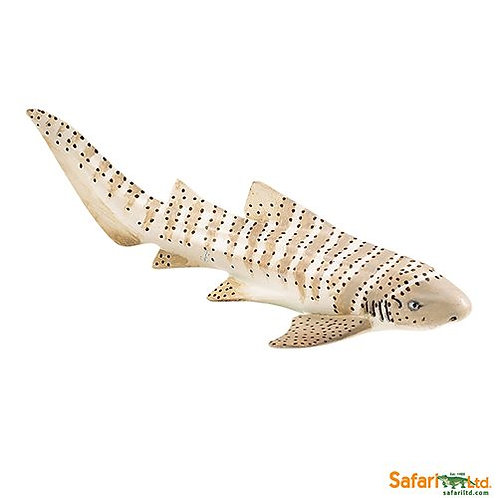 Safari Ltd – Zebra Shark (Wild Safari Sea Life) 223329
