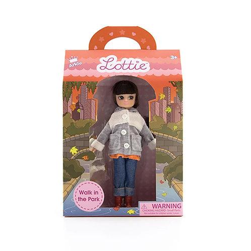 Lottie Doll – Walk in the Park LT158