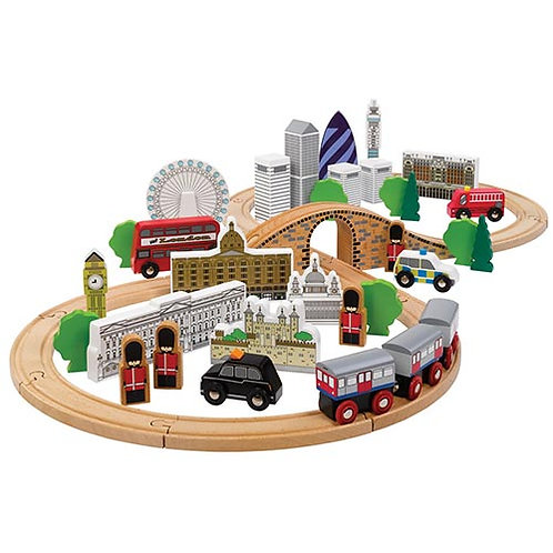 Tidlo – City of London Train Set