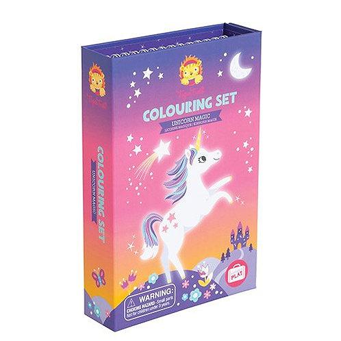 Tiger Tribe – Colouring Set – Unicorn Magic  (Best seller)